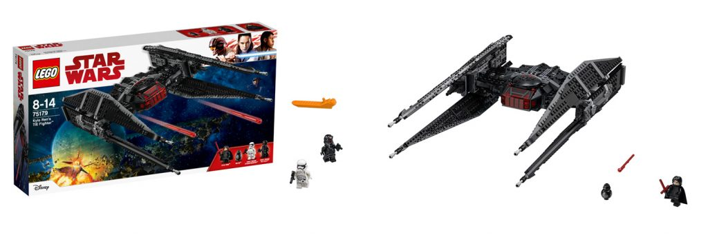 LEGO Star Wars Kylo Ren's TIE Fighter (LEGO 75179)