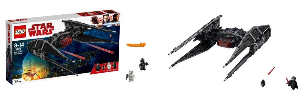 LEGO Star Wars Kylo Ren's TIE Fighter (LEGO 75179)