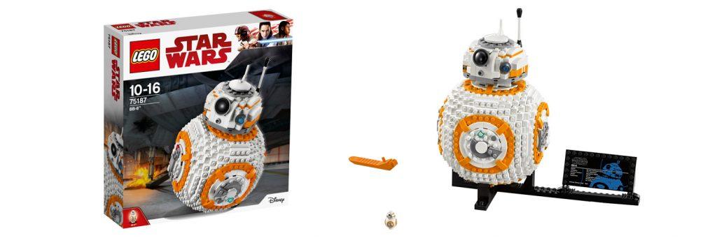 LEGO Star Wars BB 8 (LEGO 75187)