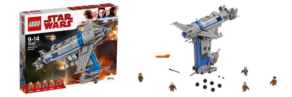 LEGO Star Wars Resistance Bomber (LEGO 75188)