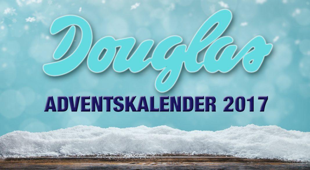 Douglas Adventskalender 2017: Alle Neuheiten im Überblick!