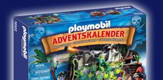 Playmobil Adventskalender 2020 - Schatzsuche in der Piratenbucht (Abbildung: Playmobil)