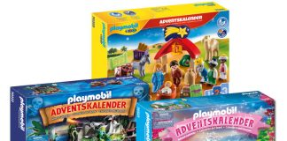 Das sind die neuen Playmobil Adventskalender 2020 (Abbildungen: Playmobil)