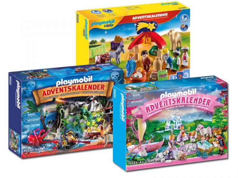 Playmobil Adventskalender 2020: Preise, Inhalt, Varianten